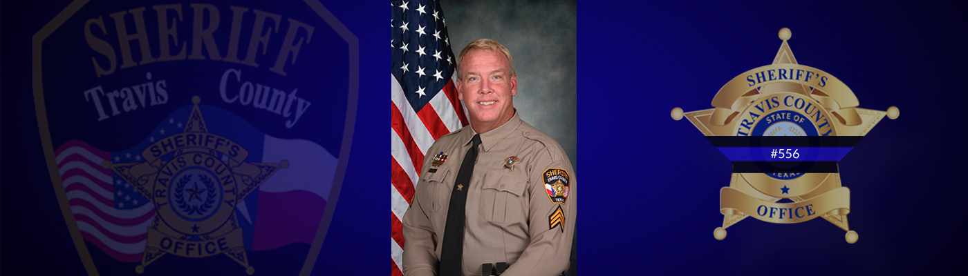 TCSO Off Duty Sergeant Craig Hutchinson Killed in Suspected Burglary