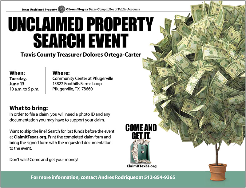 unclaimed property 2017