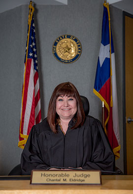 judge eldridge