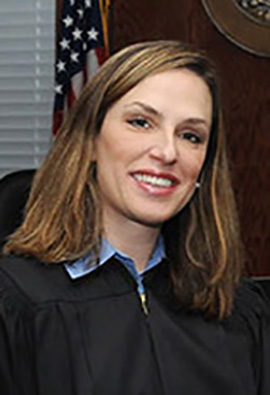 Judge Amy Clark Meachum
