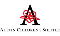 austin children's shelter logo