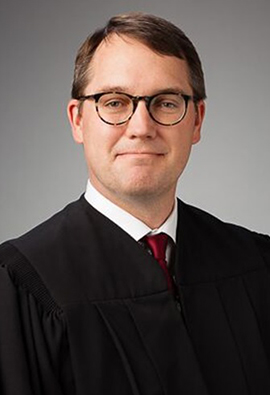judge dustin howell