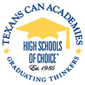 texans can academies logo