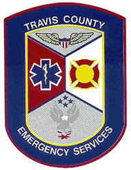 emergency services badge