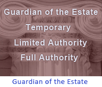 guardianship of estate