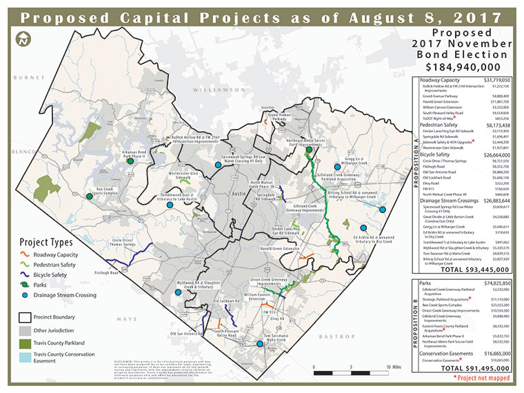 proposed capital projects as of 08082017 press quality a b